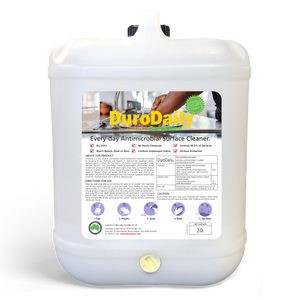 DuroDaily 2in1 Antimicrobial Cleaner 20L BULK WITH TAP