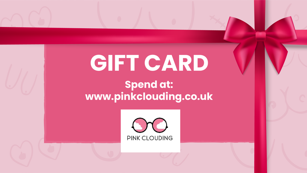 Pink Clouding Gift Card ,Pink Clouding