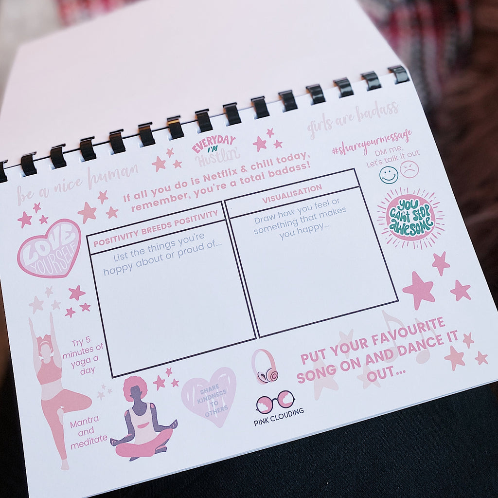 The Happiness Planner ,Pink Clouding