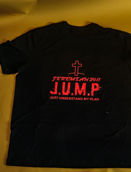 JUMP Red (CLEARANCE)