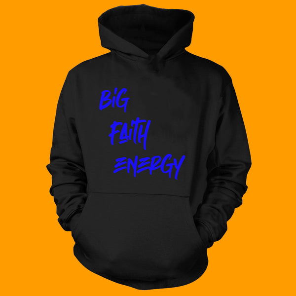Big Faith Energy Hoodie (Youth Size)