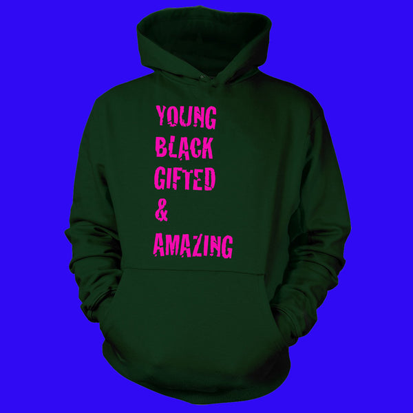 Young, Black, Gifted, & Amazing