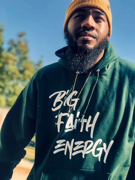 Big Faith Energy Hoodie