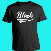 Black And Proud (Youth Size)