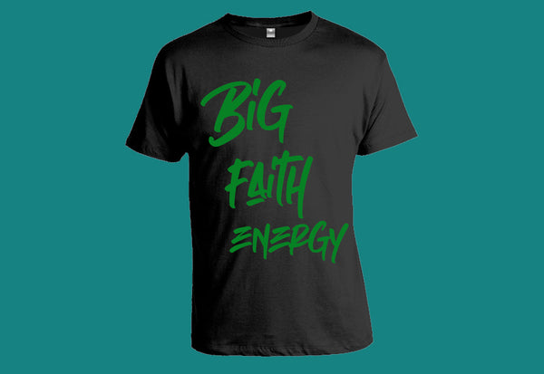 Big Faith Energy (Youth Size)