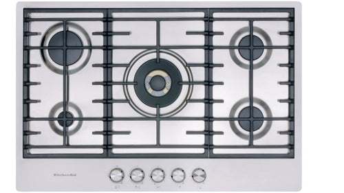 77cm Premium Flush Mounted Gas Hob