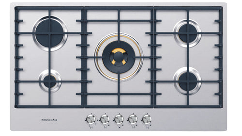 86cm  Gas Hob Flush Installation