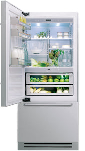 90cm  Integrated Fridge Freezer