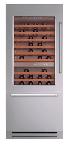 Kitchenaid 90 CM Integrated Wine Cellar