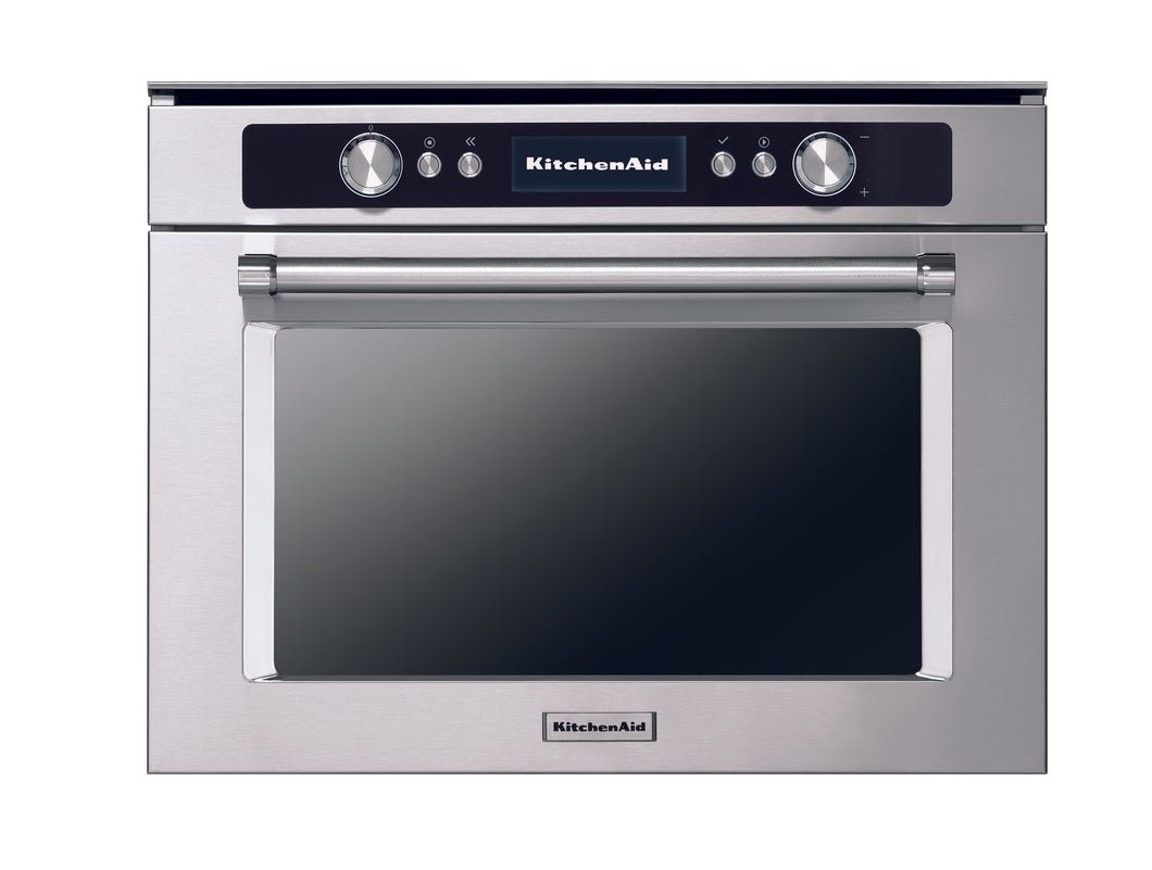 KitchenAid Steam Oven KACSO340 premium kitchen appliance