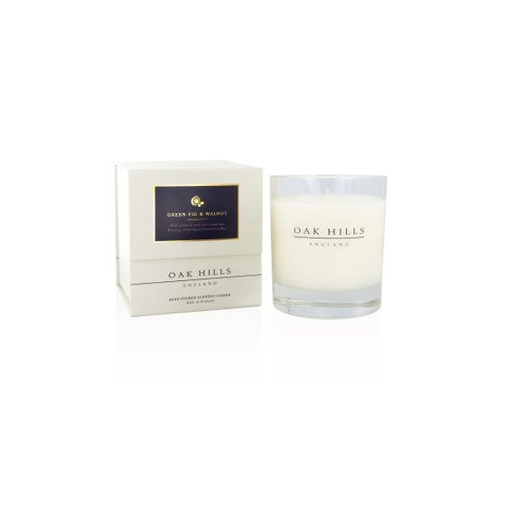 Fig & Walnut Home Scented Candle