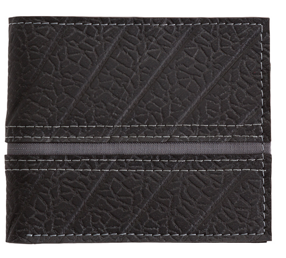 Men's Wallet, rubber, vegan, recycled by Paguro