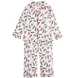 Boy's Pyjamas, soldier pattern, Powell Craft