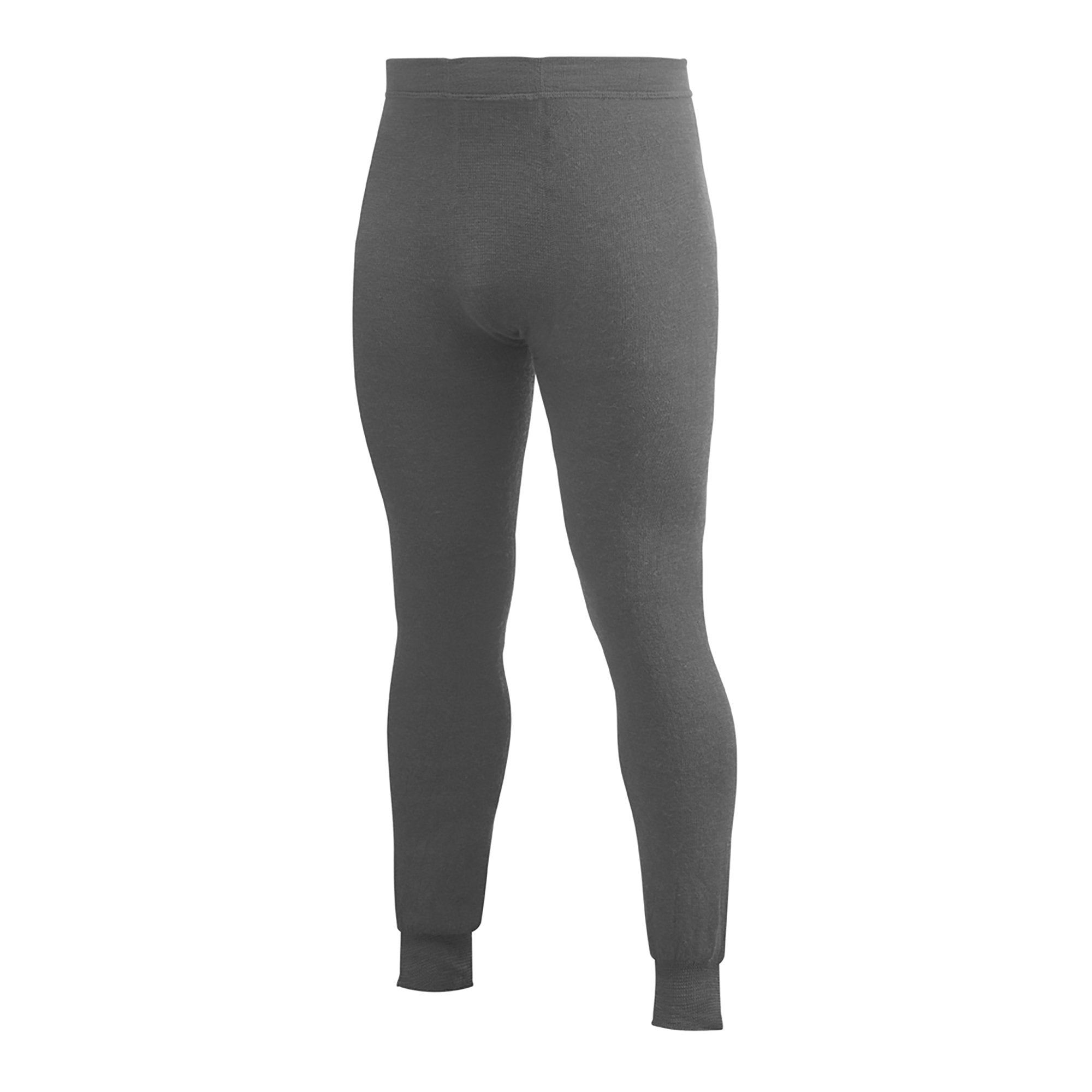 long johns 200 - woolpower - grey