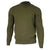 eco ash crewneck - herr - forest green