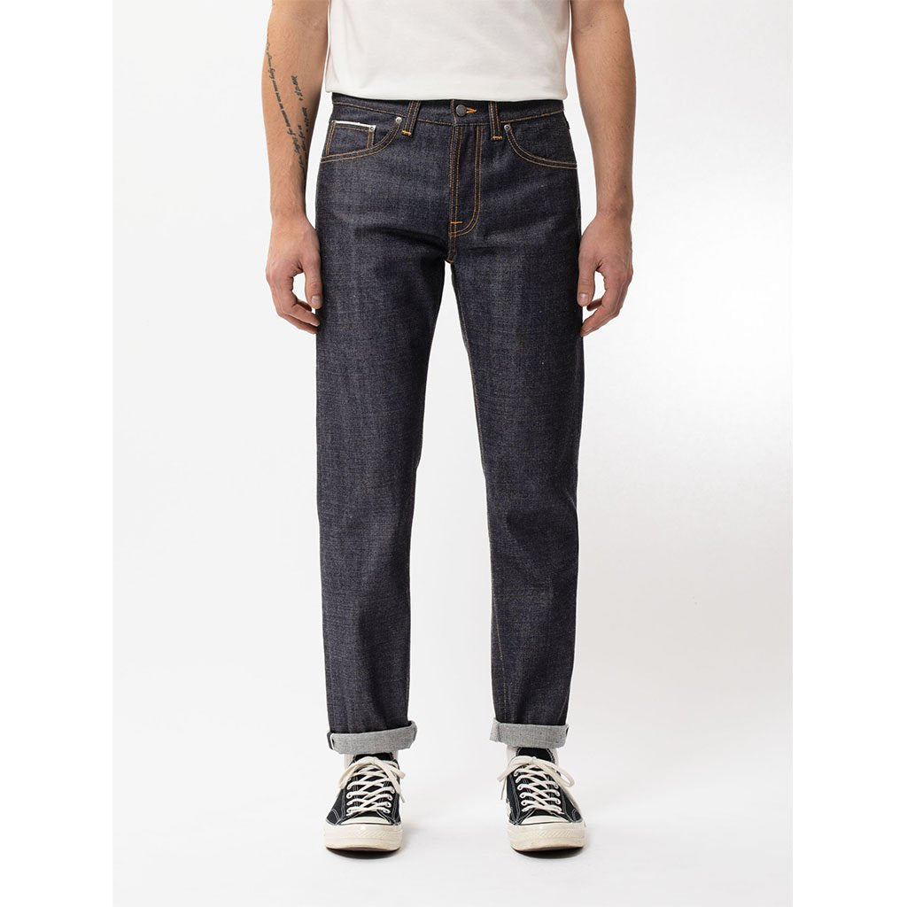 gritty jackson - herr - snake eyes selvage