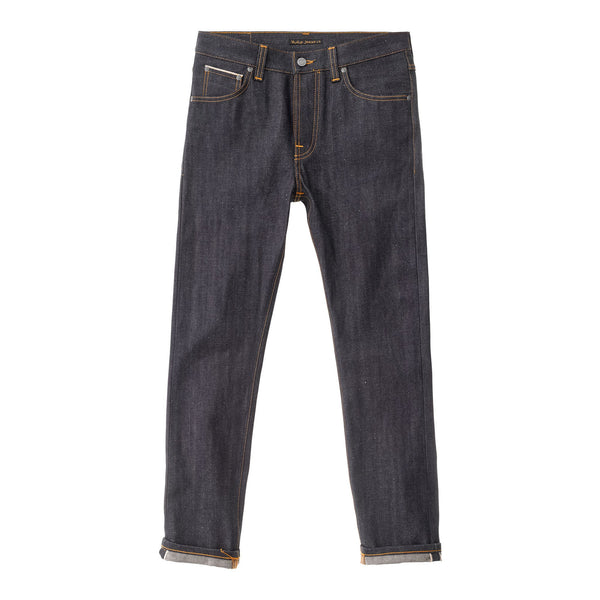 steady eddie ll - nudie jeans - dry selvage