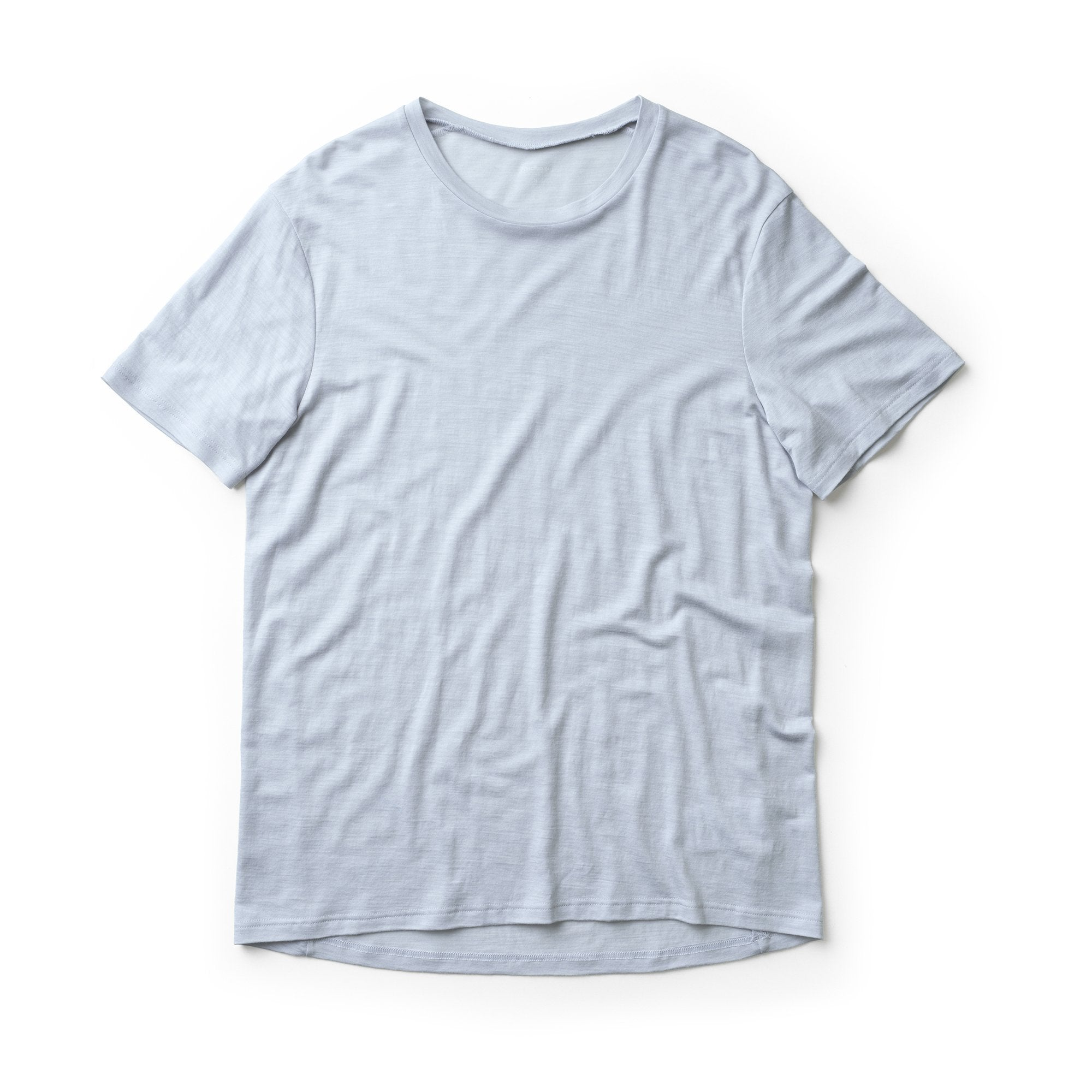 Activist Tee - Ground Grey - Herr - Vindpinad
