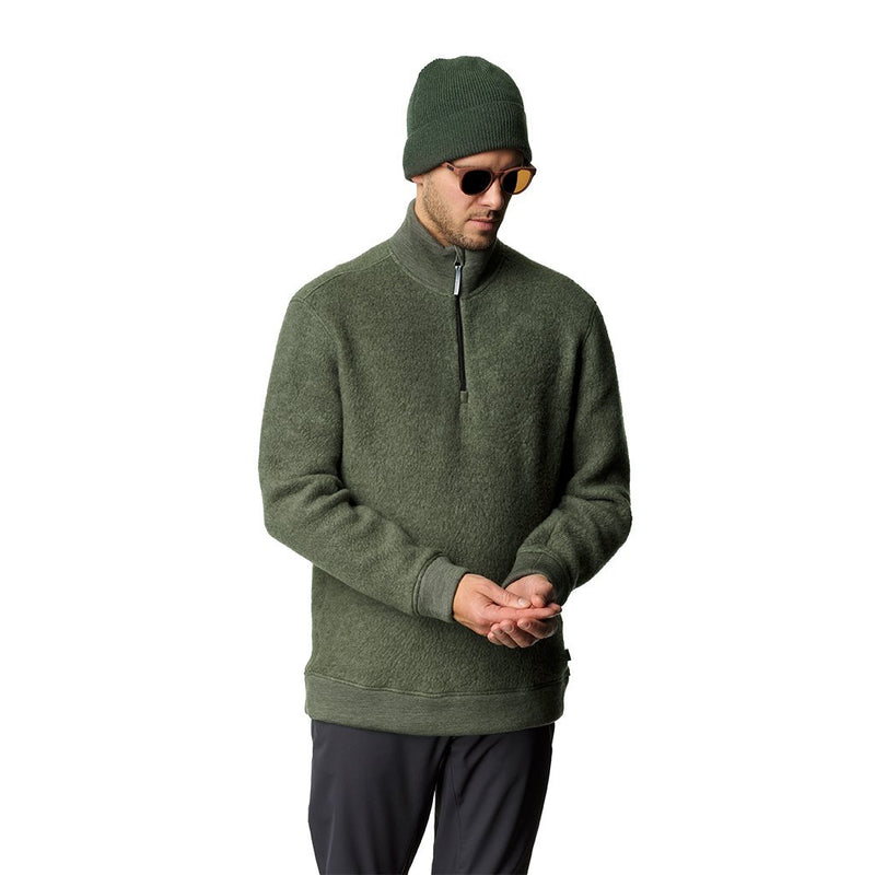 Alto Half Zip - Willow Green - Herr - Vindpinad