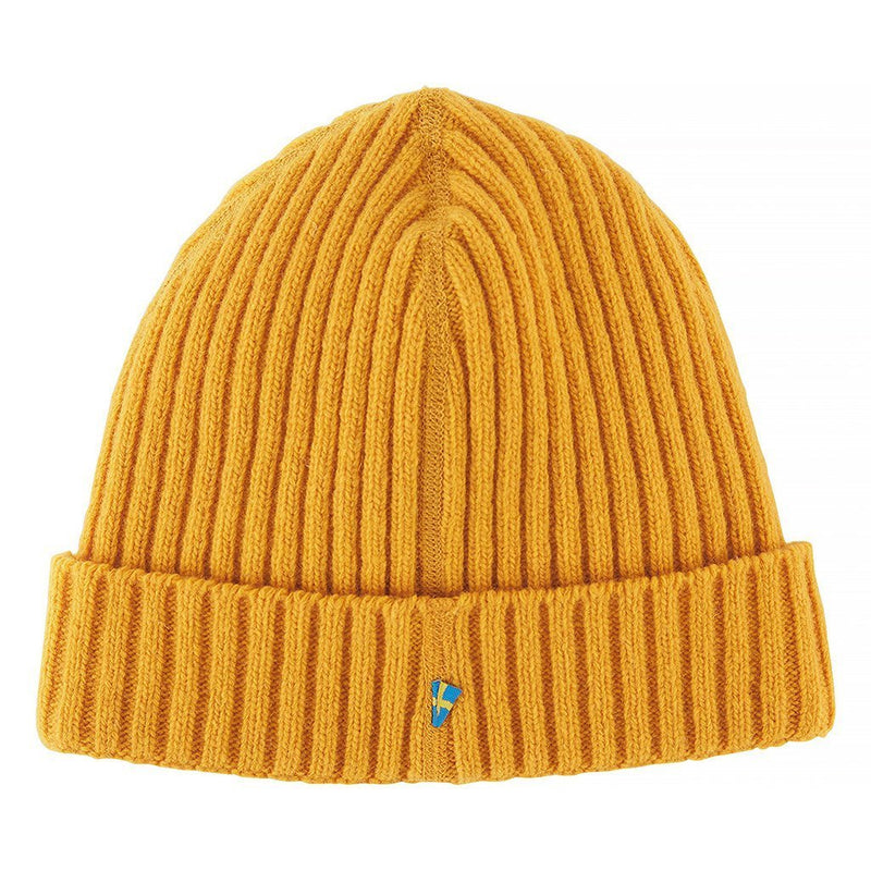 Barre Ribbed Cap - Sun Yellow - Unisex - Vindpinad