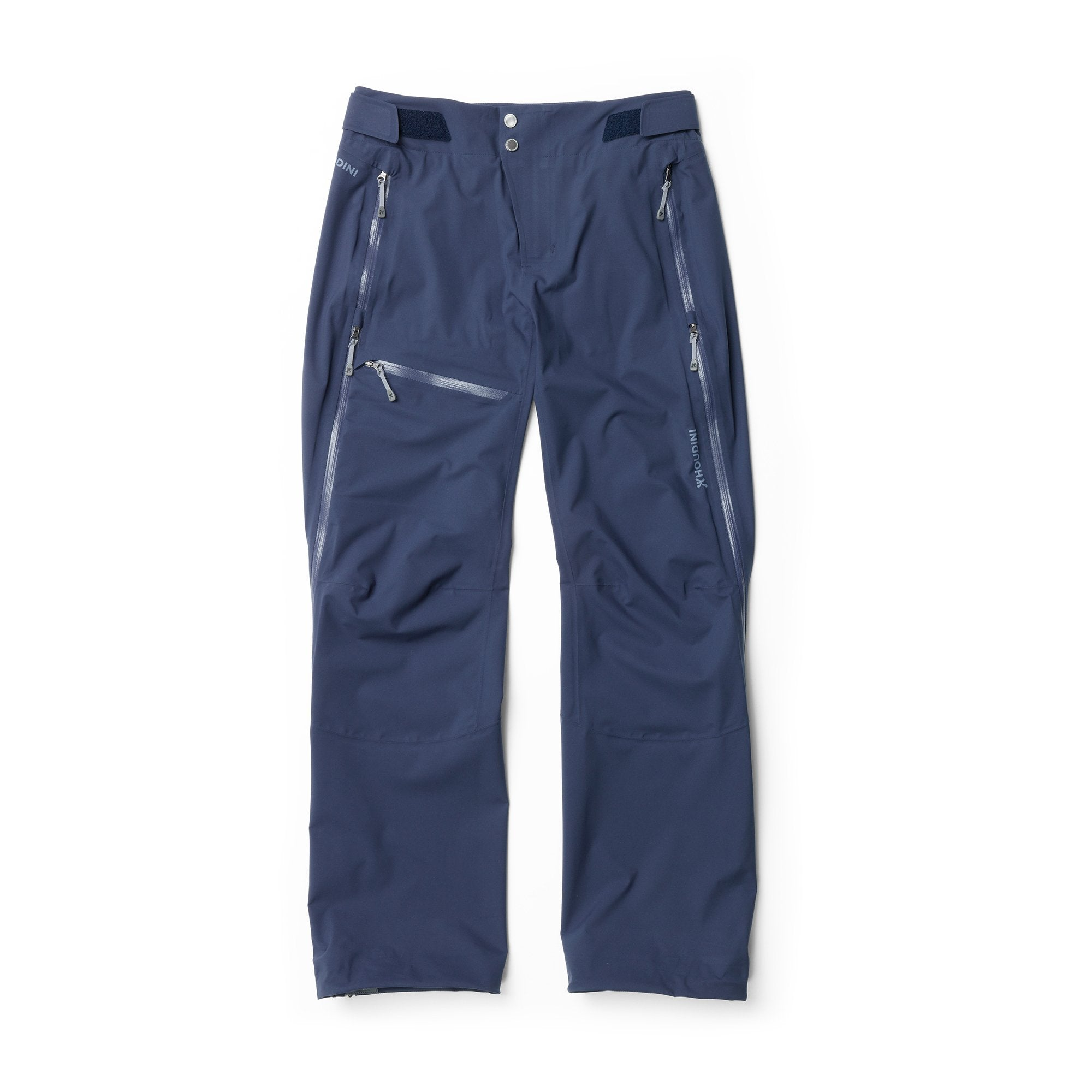 BFF Pants - Bucket Blue - Dam - Vindpinad