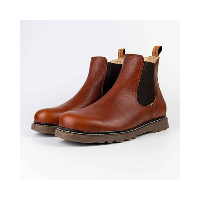 Bodås 2.0 EP - Reddish Brown - Unisex - Vindpinad