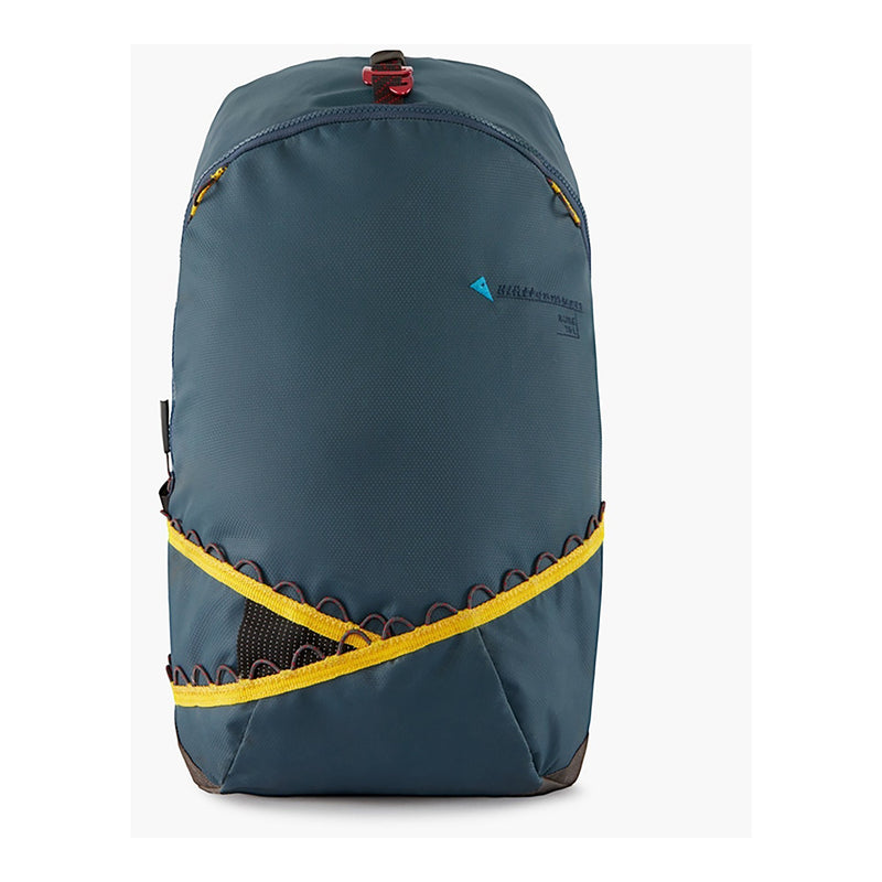 Bure Backpack 20L - Midnight Blue-Sulphur - Unisex - Vindpinad