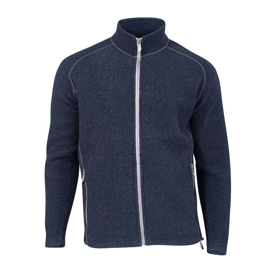 Danny Full Zip - Light Navy - Herr - Vindpinad