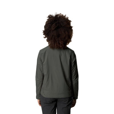 Enfold Jacket - Baremark Green - Dam - Vindpinad