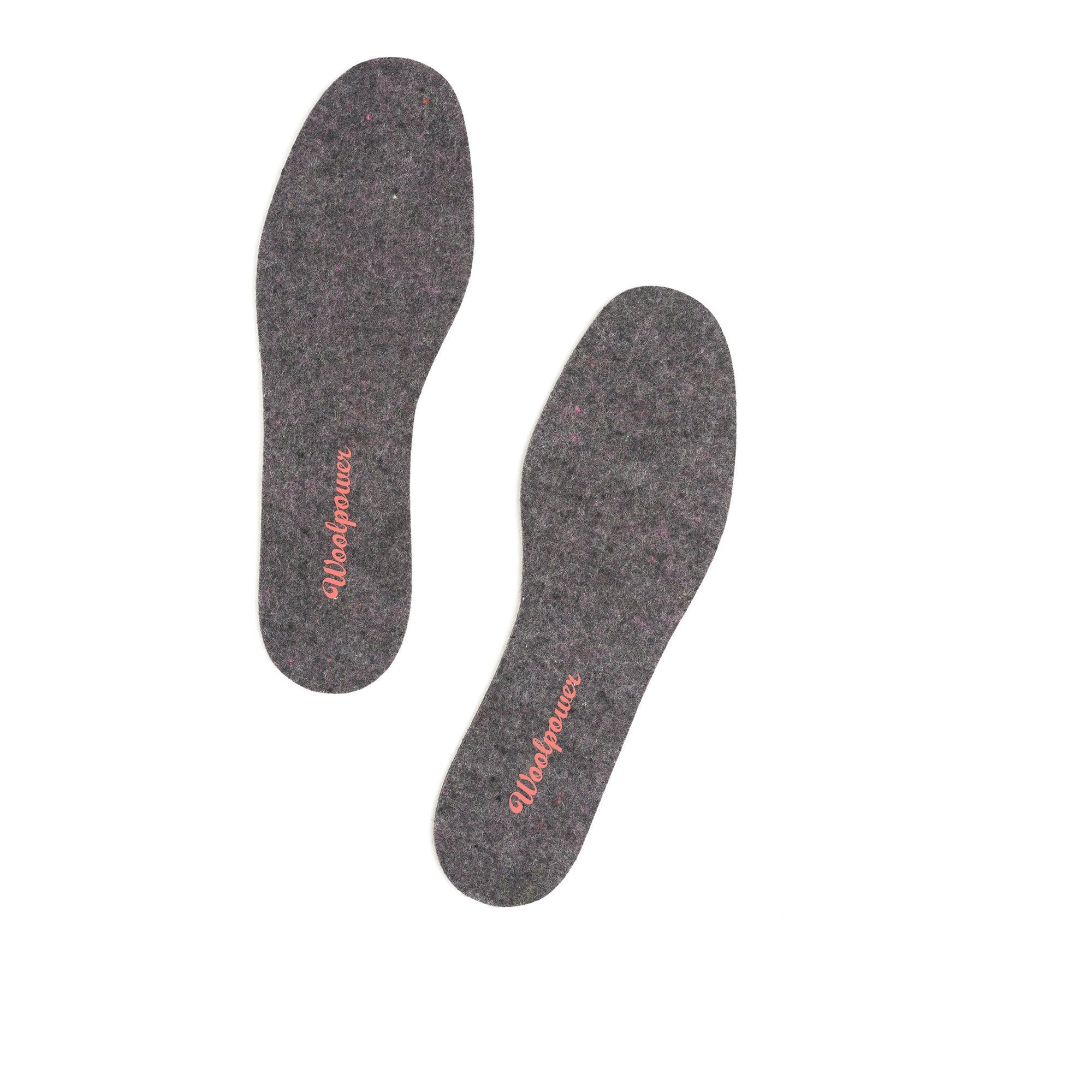 Felt Insoles - Recycled Grey - Unisex - Vindpinad