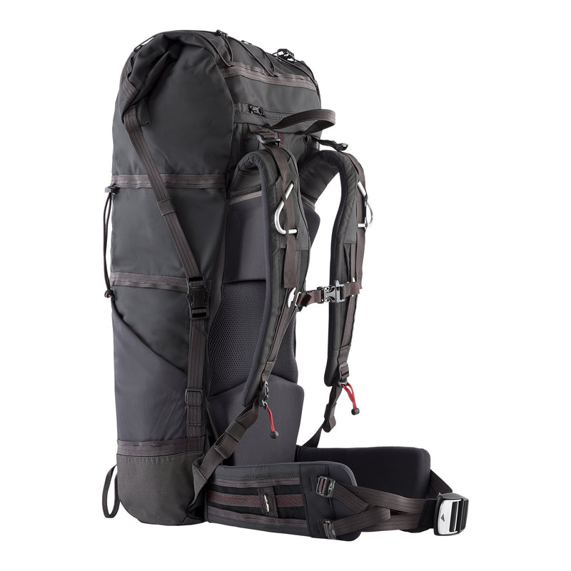 Grip 2.0 Backpack 60L - Raven - Unisex - Vindpinad