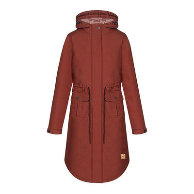 Guerilla Thermal Parka - Red - Dam - Vindpinad