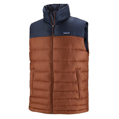 Hi-Loft Down Vest - Barn Red - Herr - Vindpinad