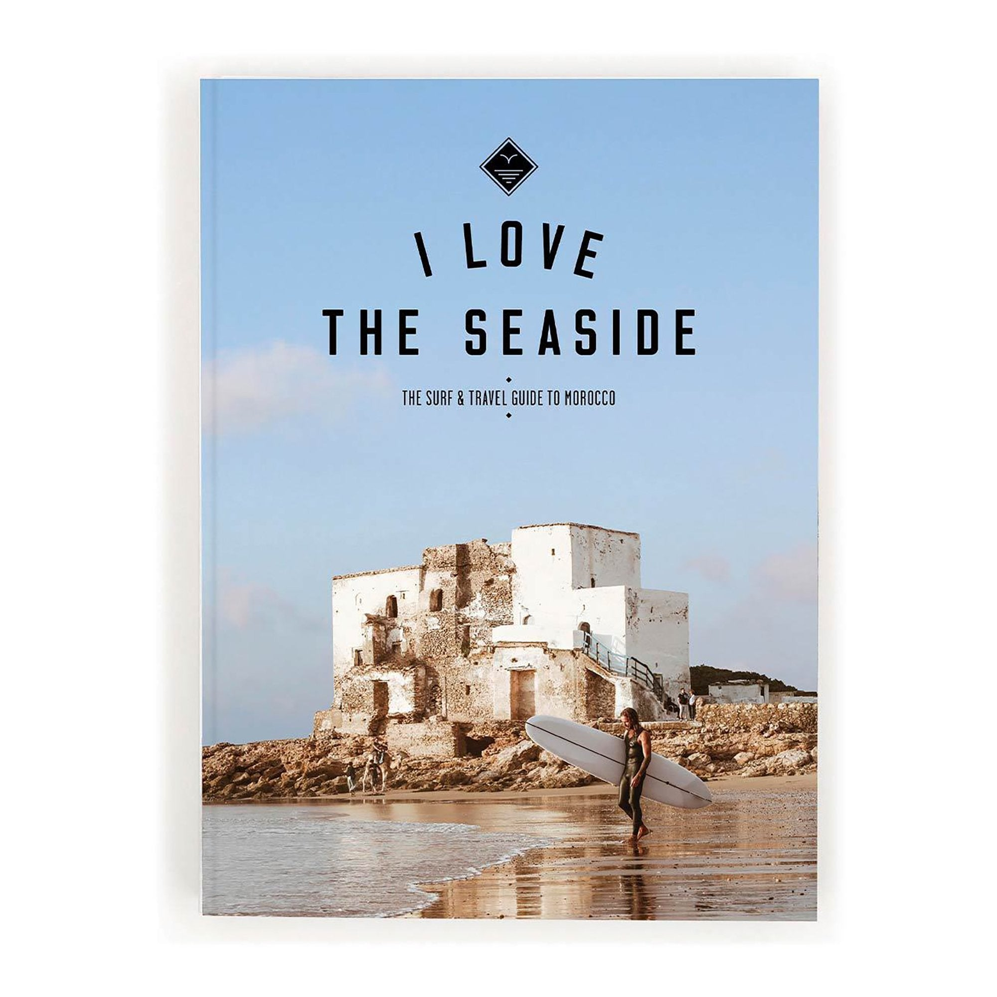 I Love The Seaside - The Surf & Travel Guide To Morocco - Bok - Vindpinad