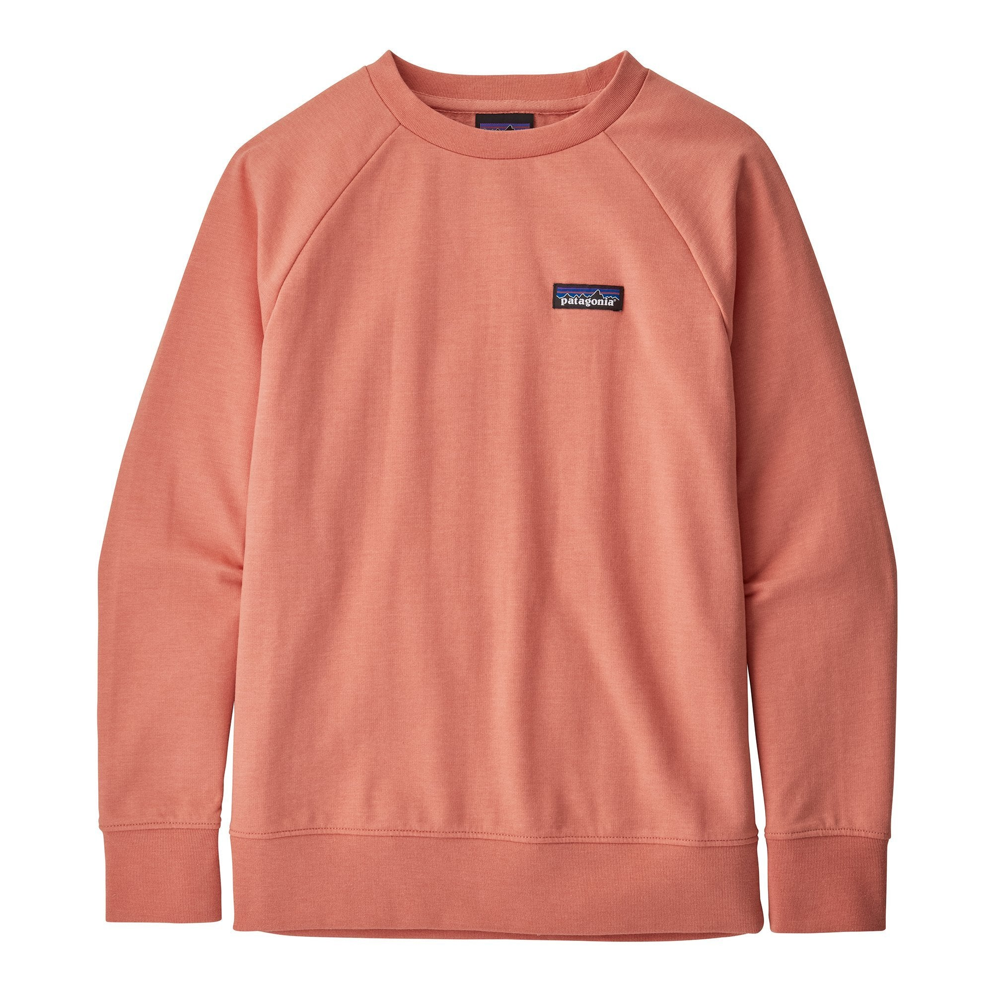 Kids Lightweight Crew Sweatshirt - Barn - Mellow Melon - Vindpinad