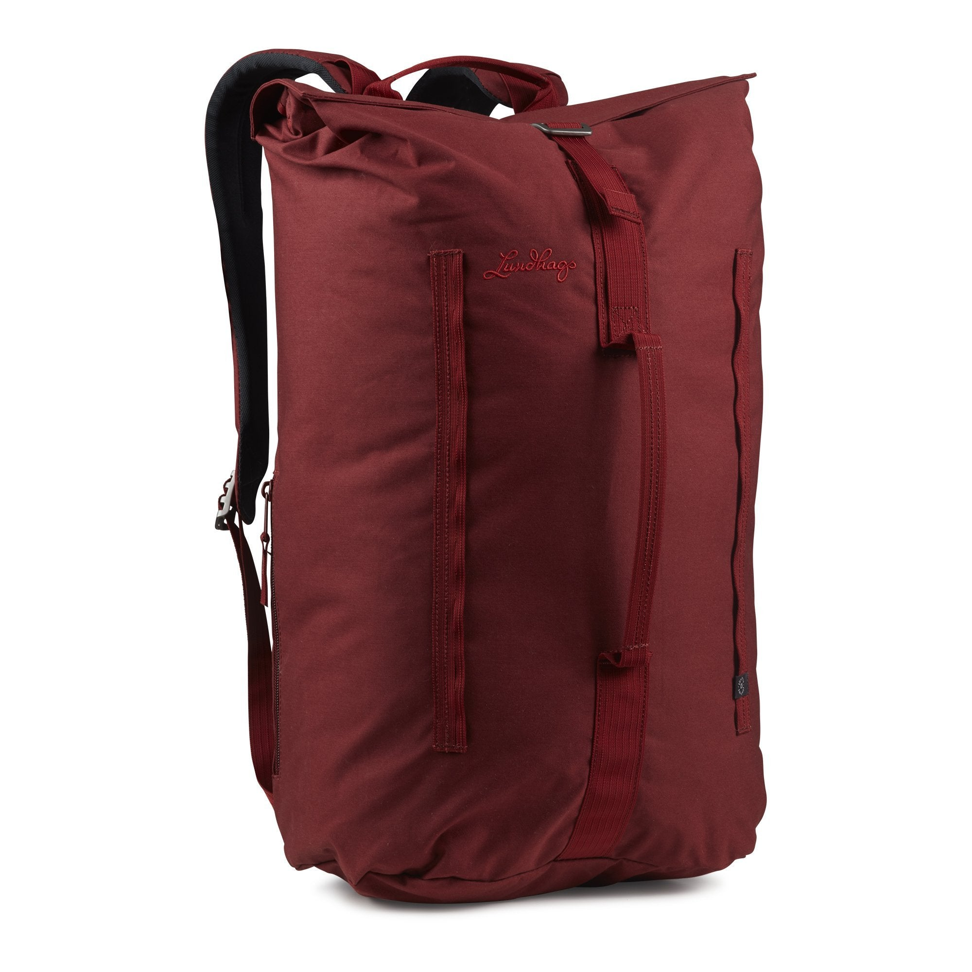 Knarven 25 - Dark Red - Unisex - Vindpinad