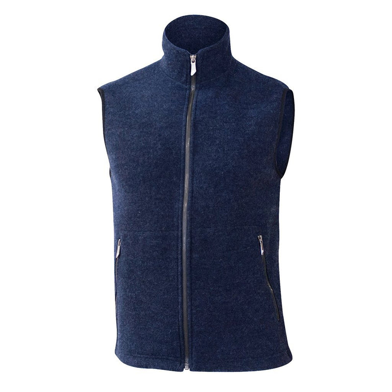 Kurre Vest - Light Navy - Herr - Vindpinad