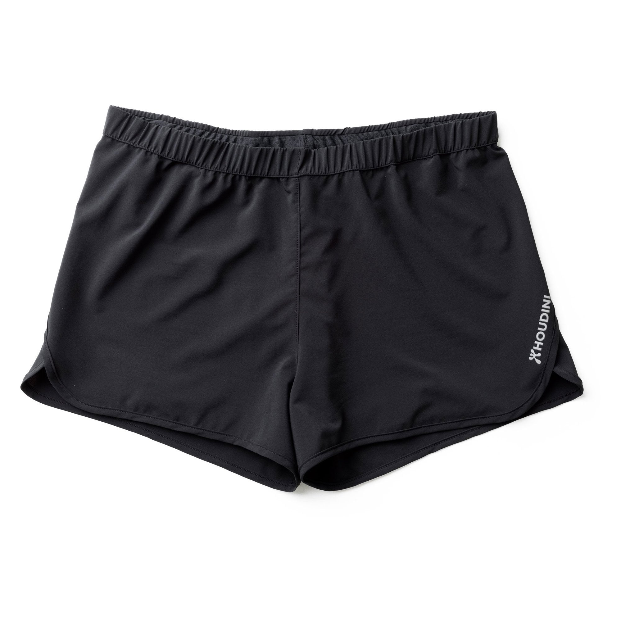 Light Shorts - True Black - Dam - Vindpinad