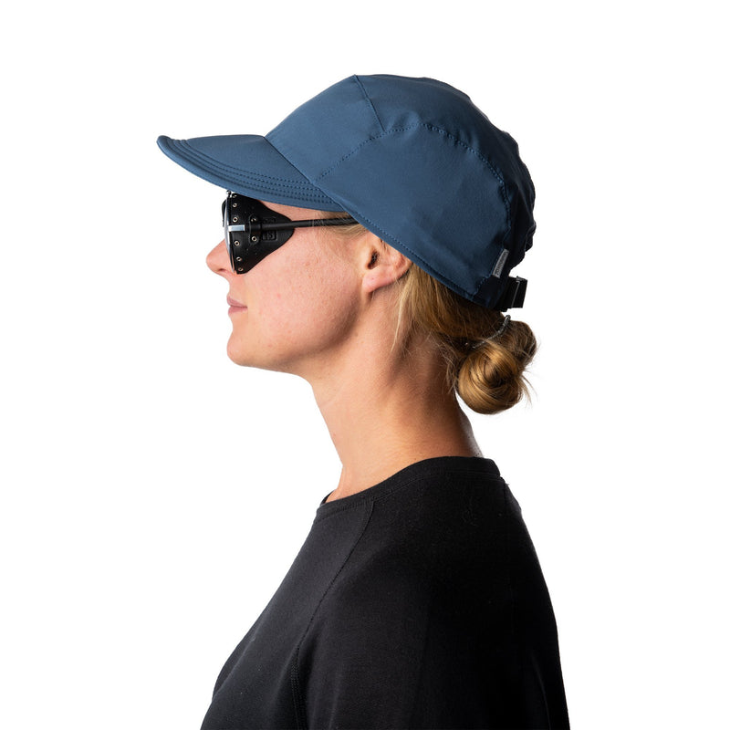 Liquid Light Cap - Sorrow Blue - Unisex - Vindpinad