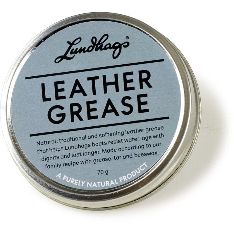 Lundhags Leather Grease - Lädersmorning - Vindpinad