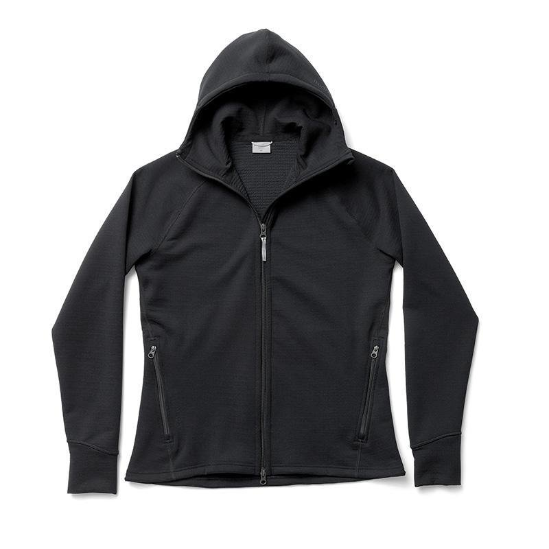 Mono Air Houdi - True Black - Dam - Vindpinad