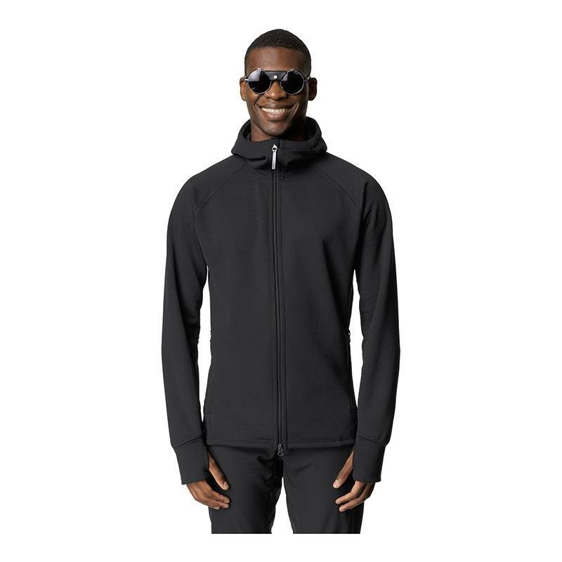 Mono Air Houdi - True Black - Herr - Vindpinad