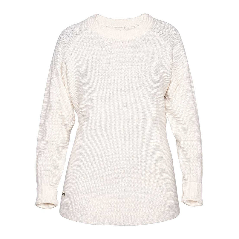 Rambler Wool Sweater - White Currant - Dam - Vindpinad