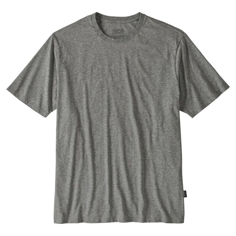 Road to Regenerative Lightweight Tee - Feather Grey - Herr - Vindpinad