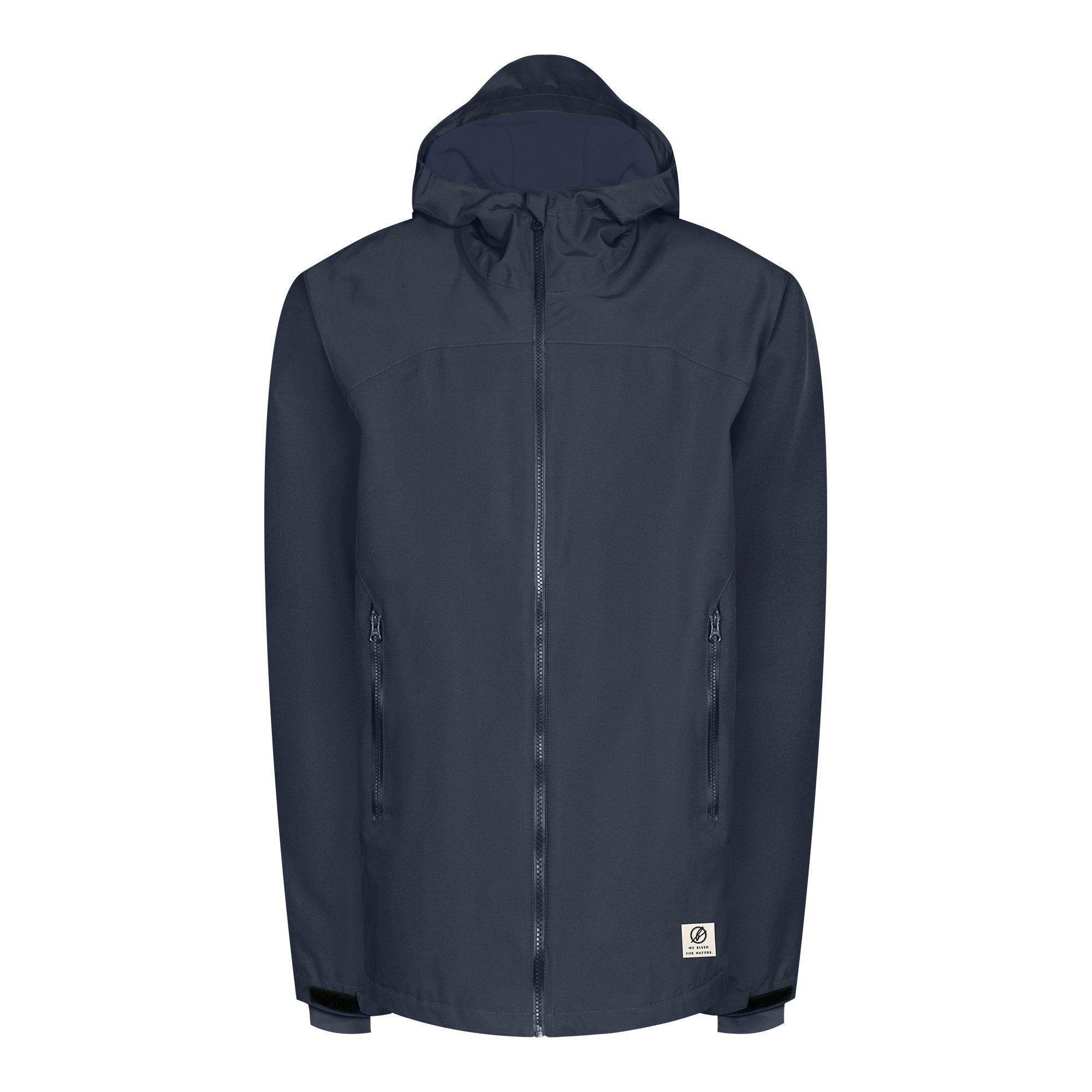 Sympatex® Thermal Jacket - Navy - Herr - Vindpinad