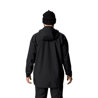 The Shelter Anorak - True Black - Unisex - Vindpinad