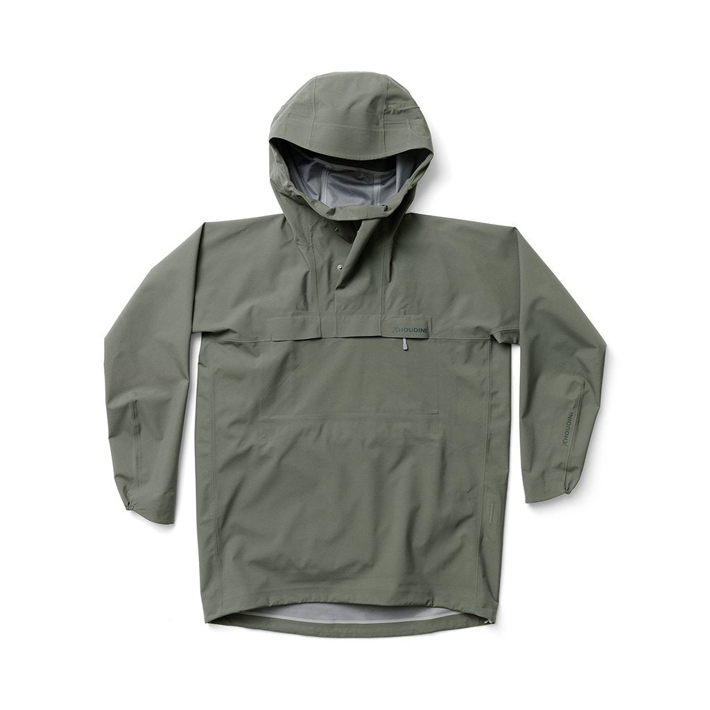 The Shelter - Baremark Green - Unisex - Vindpinad