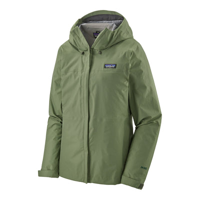 Torrentshell 3L Jacket - Camp Green - Dam - Vindpinad