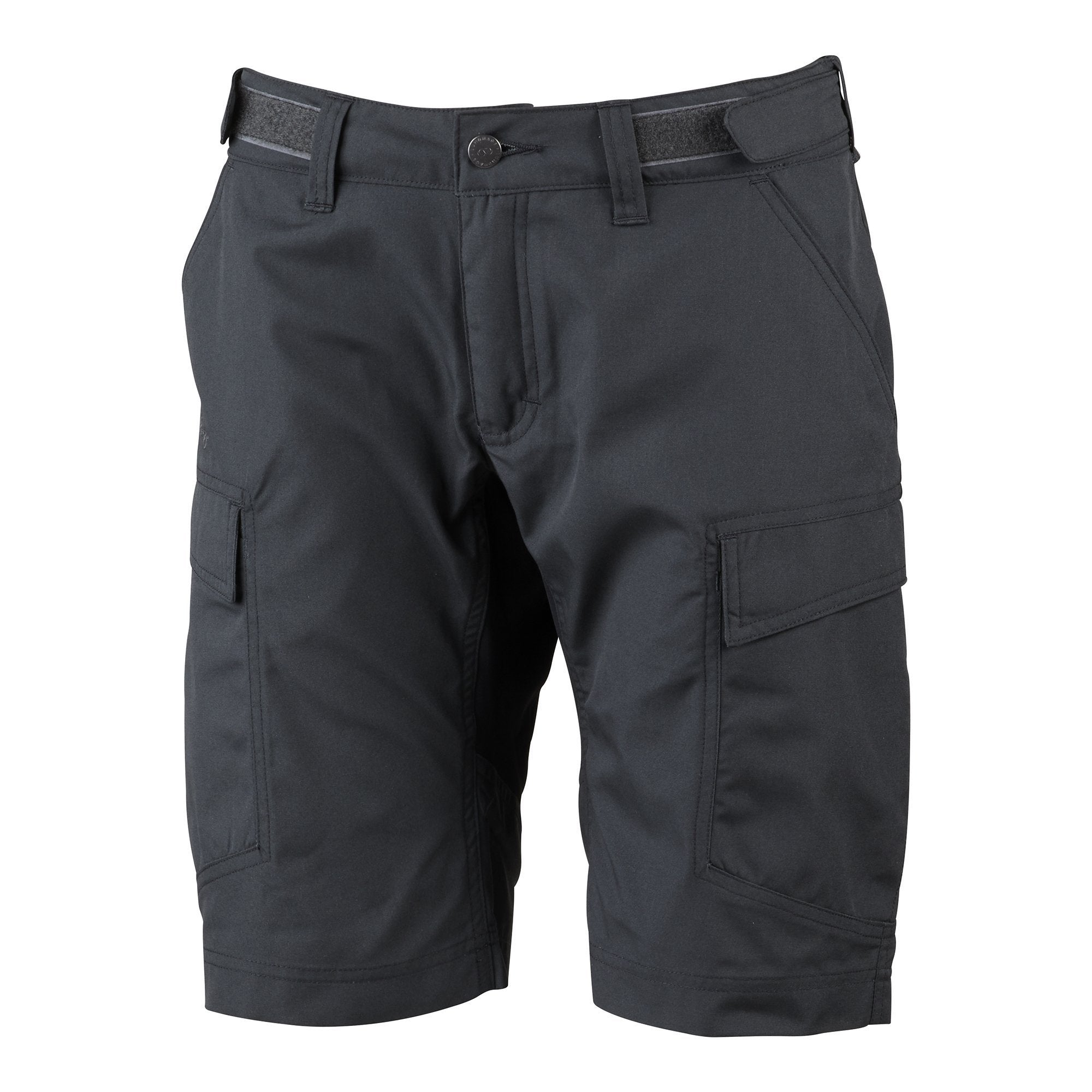 Vanner Shorts - Charcoal/Black - Dam - Vindpinad