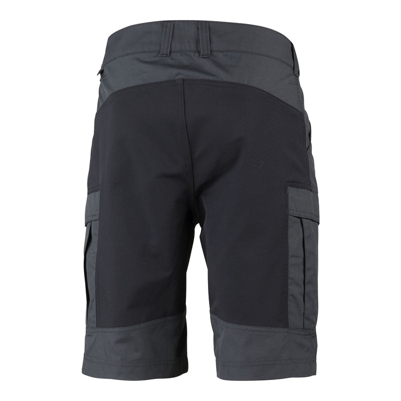 Vanner Shorts - Charcoal/Black - Herr - Vindpinad